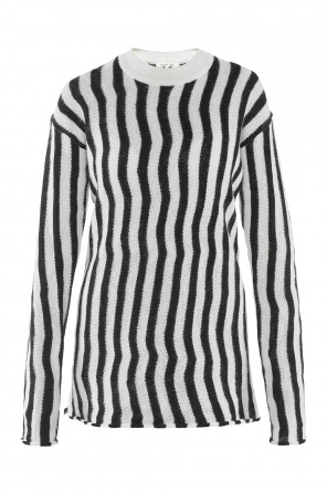 Striped sweater od Helmut Lang